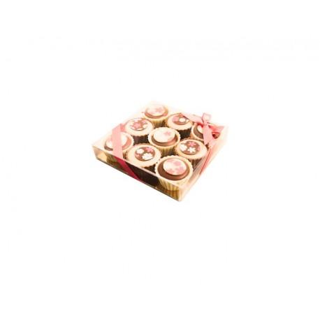 "Schachtel mit Frühlingscups ""TréZor"" 170 gr"